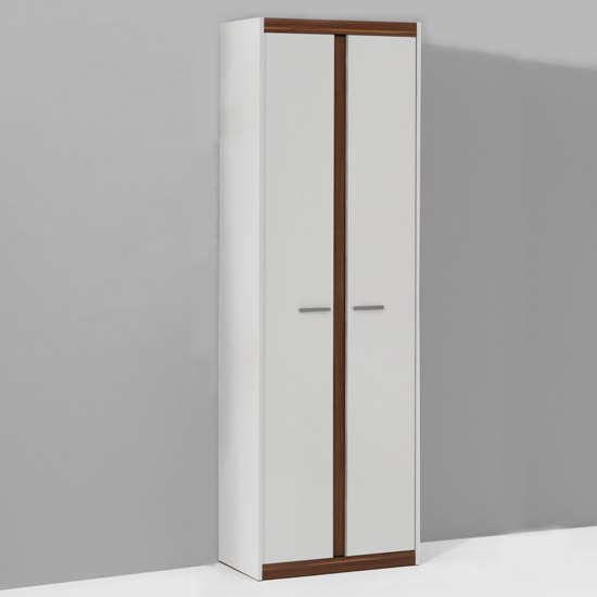 Triest 4 wardrobe 2 door 1 - Wardrobe Storage Solutions, Your Best Collections
