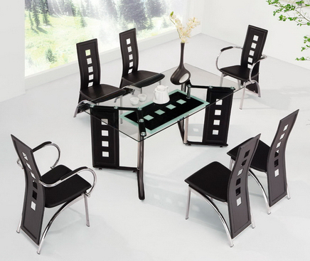 Dining Set Add Sophistication to Your Dining Room