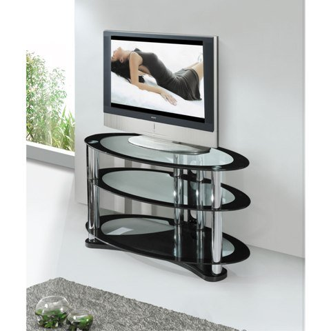plasma tv stand modern jupiter 1 - Are You Content With Your Flat Tv World of Plasma