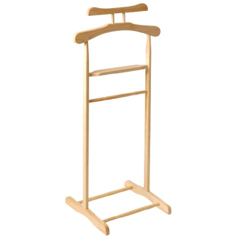 wooden valet stand 30370 1 - Valet Stands Stand Ready To Serve You