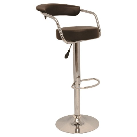 Enjoy Your Breakfast By incorporating Bar Stools with Armrest