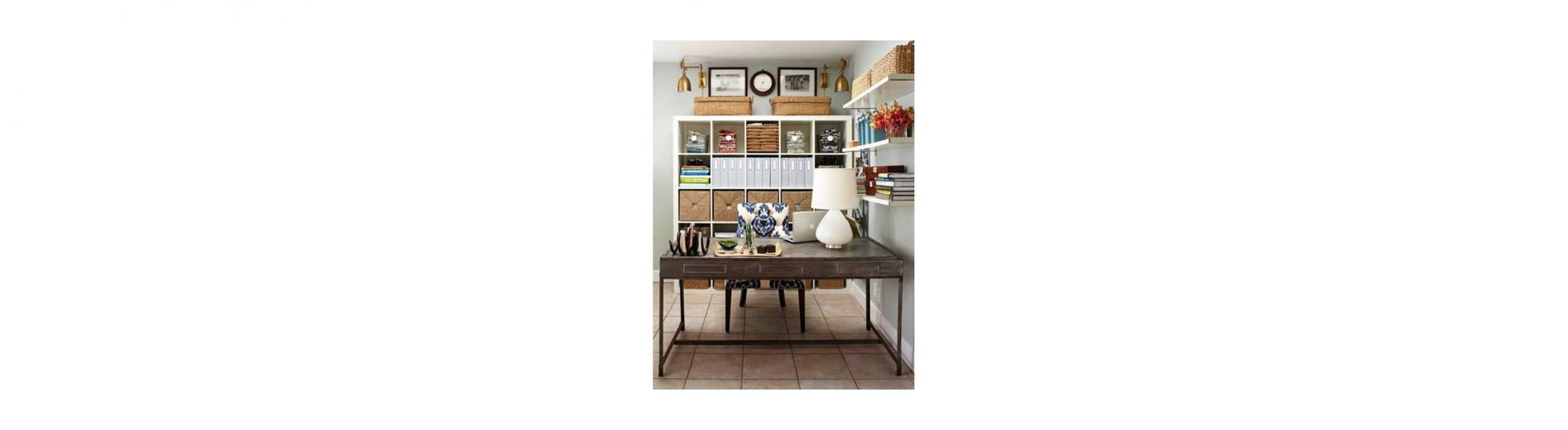 Coffee Table With Storage Baskets, A Great New Green Look