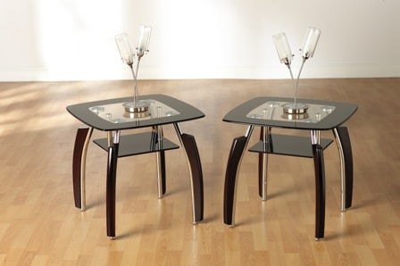 ELENA LAMP TABLE BLACK - What Do I Need For My First Apartment