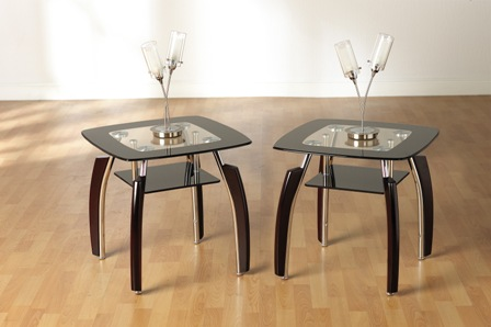 ELENA LAMP TABLE BLACK - How To Furnish A House Cheaply