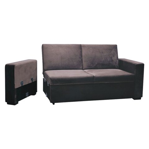 soft brown california sofa bed - How To Choose An Ideal Sofa For Your Place