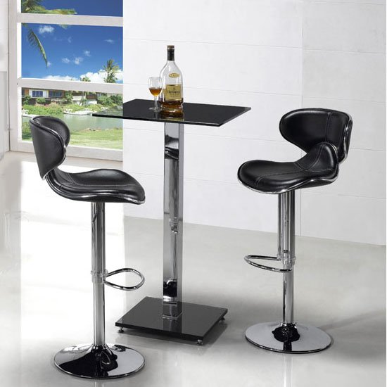 comfy black bar set ice 001 - Buy Exhibition Furniture to Promote Your Business