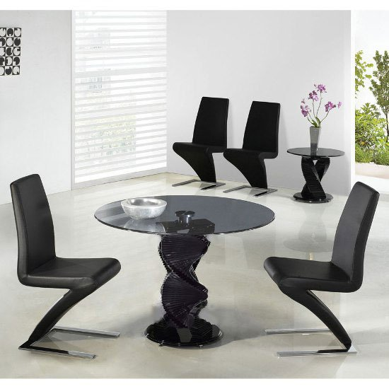 4 seater dining sets swirlG632 1 - Household Furniture and Applicances