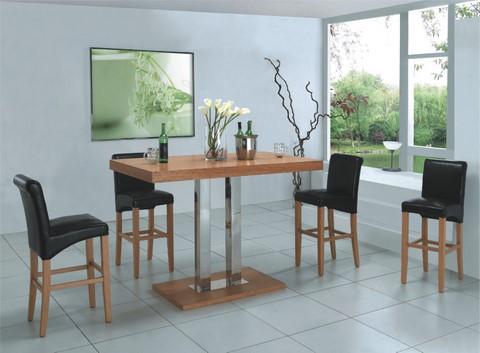 montana oak high table2 1 - Interior Design Ideas For Restaurants