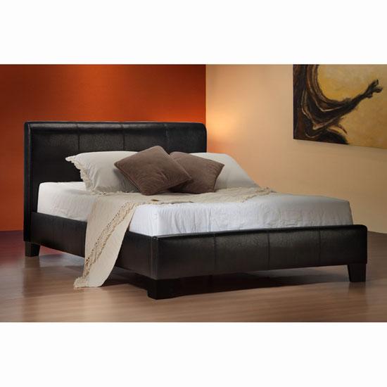 Brooklyn Black Bed 1 - Decorating Your Guest's Bedroom Using Black Bedroom Furniture