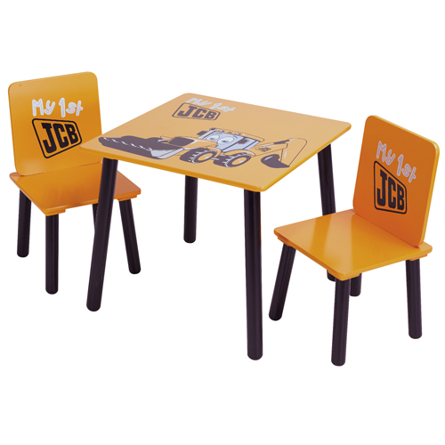 JCBTC - Table and Chairs For Toddlers