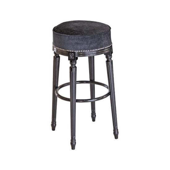 georgian barstool fgu238 - Selecting The Correct Round Bar Stool