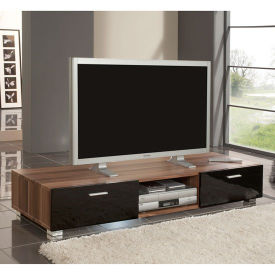 61603 black gloss drawers tv unit - Where Is the Best Place to Find Plasma TV Stands?