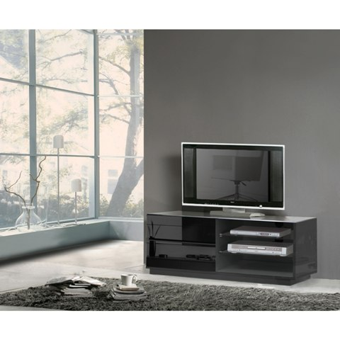 contemporary tv stands black EH708S 1 - How to Choose a Plasma TV Stand