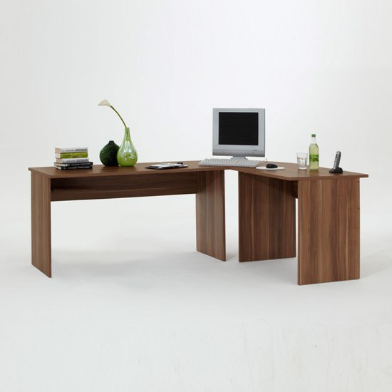 wood corner computer desk Till - How to choose right furniture for use by students