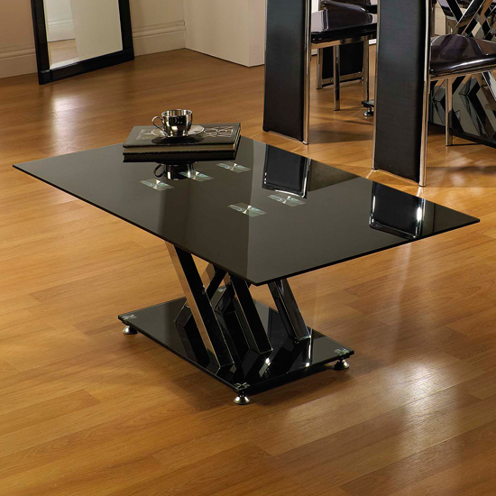 Excelsior COFFEE BLACK2 1 - Coffee Tables For The Home