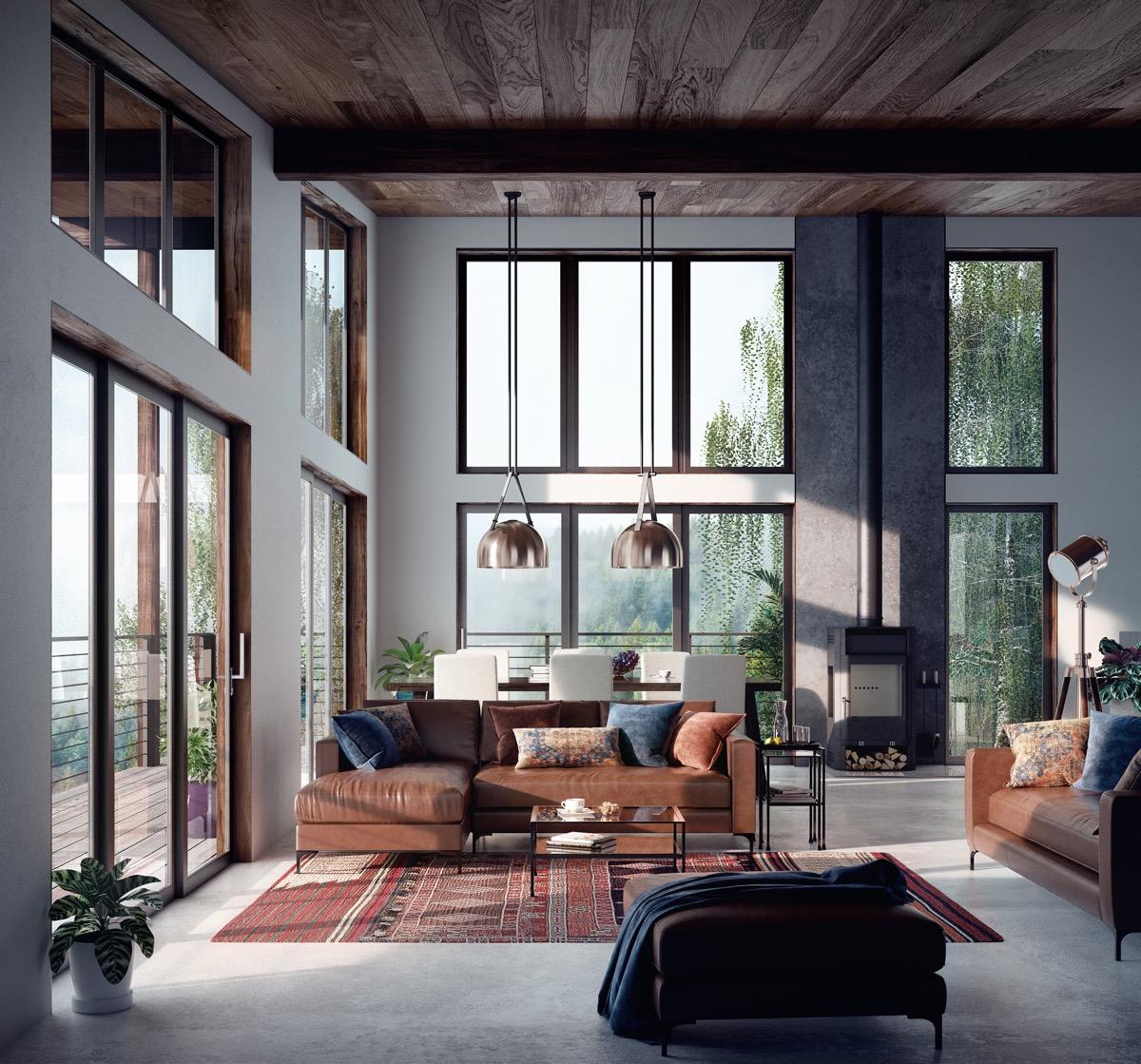 Design a beautiful Living Room