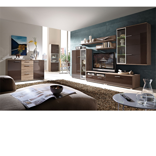 Furnish Your Living Room with Creative Design Ideas