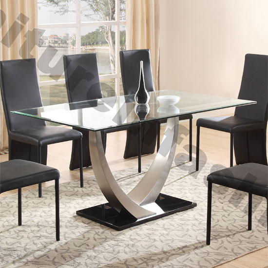 CASSIA DINING table 1 - Benefits of Buying Dining Table Sets with Rolling Chairs