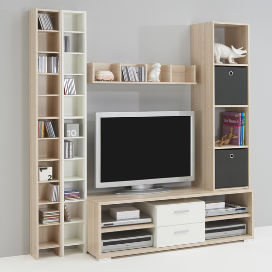TV Kombi 2 1 - Benefits Of Student Furniture Packages