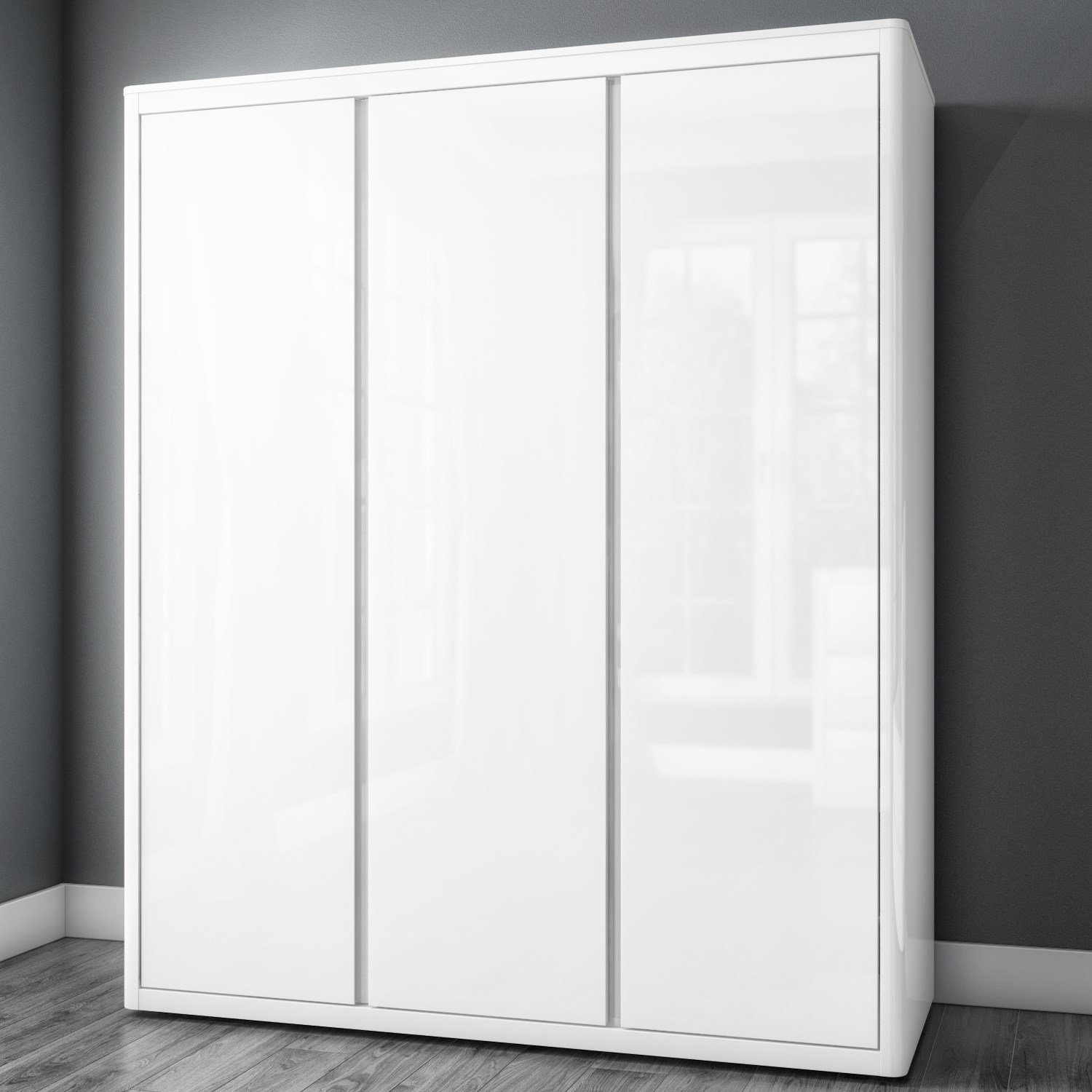 Types of wardrobes: buy wardrobes with no doors