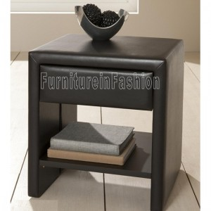 What Are the Benefits of Leather Bedside Cabinets?