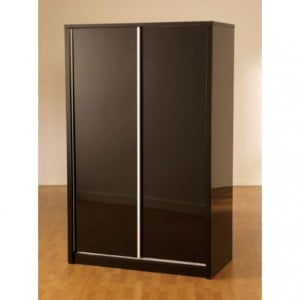 Wardrobes with Red Sliding Door: Provide a Different Style on Your Bedroom