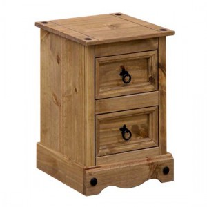 Make your room functional with bedside cabinets with a door