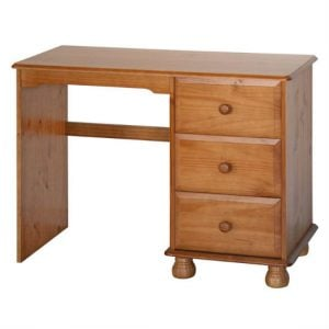 Dovedale Single Pedestal Dressing Table DD518 300x300 - How to buy dressing table with wardrobe?