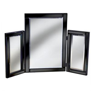 LEDDRSBLK 300x300 - Why dressing table with folded mirror is ideal for your home?