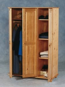 SOL3DRROBEOPEN 225x300 - Space Problems In Your Bedroom? Buy Wardrobes with Lots Of Storage