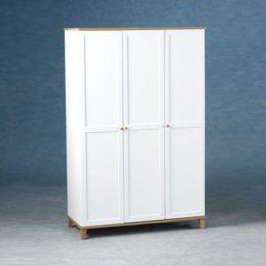 arcadia 3 door wardrobe 300x300 - How to buy wardrobes with hinged doors?