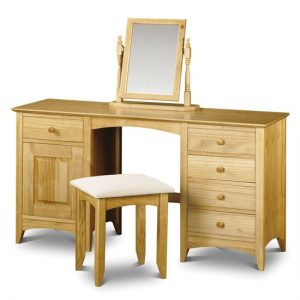 dressing table solid wood1 300x300 - How to Decorate with a Dressing Table in a Bedroom