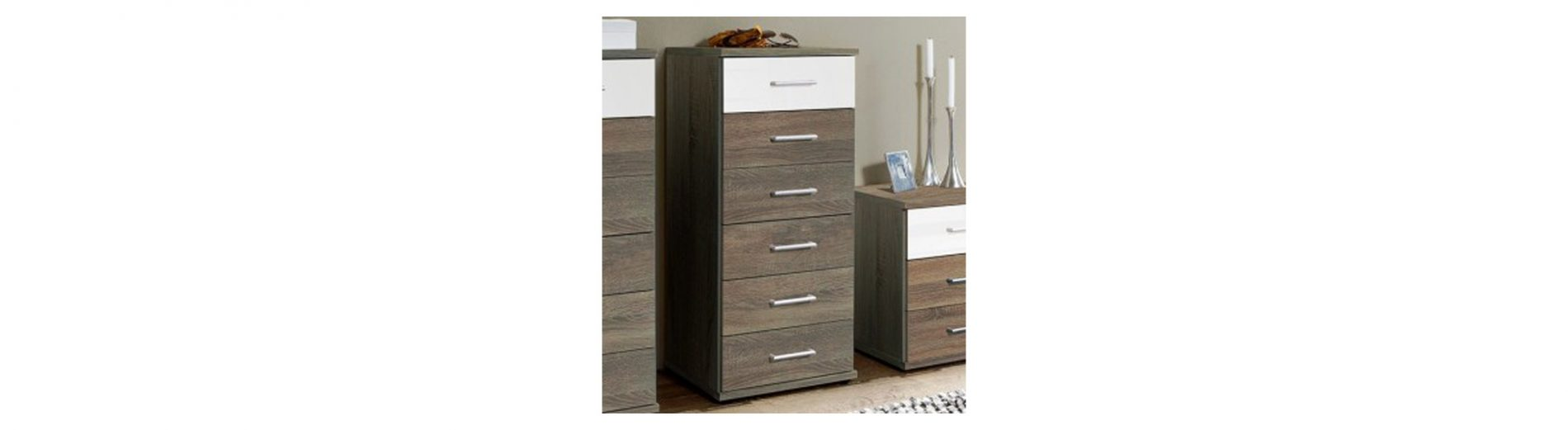 Chest of drawers are important pieces of furniture for Bedroom