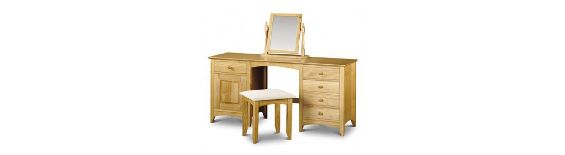 Revamp Your Bedroom with Dressing Table in Beech