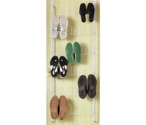 shoe rack 19003253 300x256 - Save space with wall mounted shoe rack