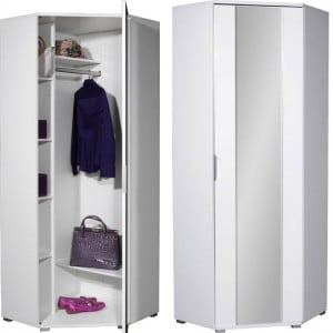 How to buy wardrobe with a hanging rod?
