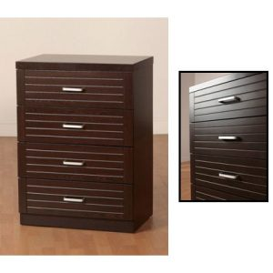 walnut bedroom furniture nwOrl4DrCH 300x300 - Décor your room with chest of drawers in black