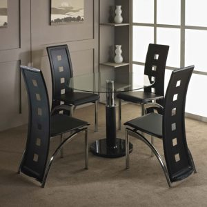 CLEO CLEAR FOUR 01 300x300 - 5 exclusive furniture designs for small places