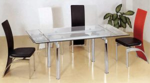 D62 DINING 300x167 - Things to consider when looking for an extendable dining table in modern designs