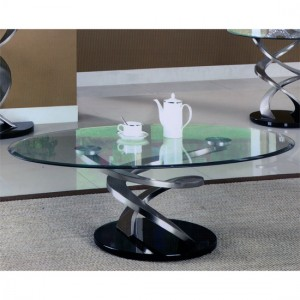 How to Decorate a Glass Coffee Table