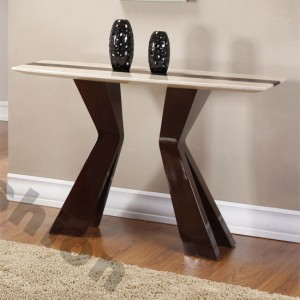 How to find perfect console tables with a marble top?