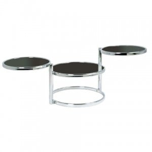 5 Things to Consider When Looking for Chrome Glass Coffee Tables