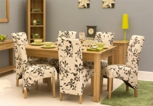 Obtaining the knowledge on making a dining chair