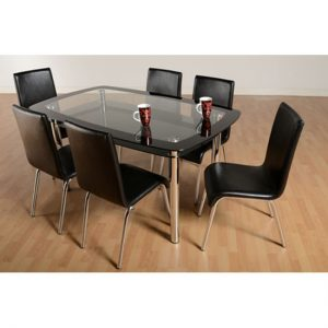 harlequindiningset5  300x300 - Tips when Buying a Quality Extendable Dining Table with Six Chairs