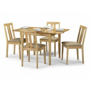 How to buy dining room furniture set in antique oak finish