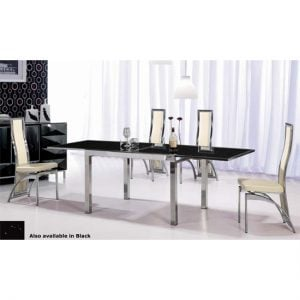 vegasB ext dining set6chcgo 300x300 - Important points to consider when buying an extendable dining table set for 10 people