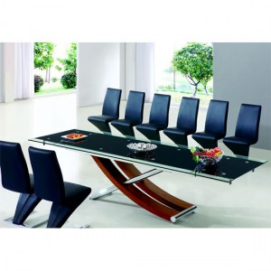 Buy extendable dining table with 10 seats for throwing a fantastic party at your home