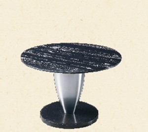 Marble side tables for living rooms