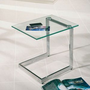 yolander clear end tab1 300x300 - Tired of Searching for Perfect Glass Side Tables?