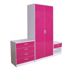 Ottawa 3 Piece High Gloss Bedroom Set 300x300 - How to Find Quality Modern Bedroom Furniture in UK?